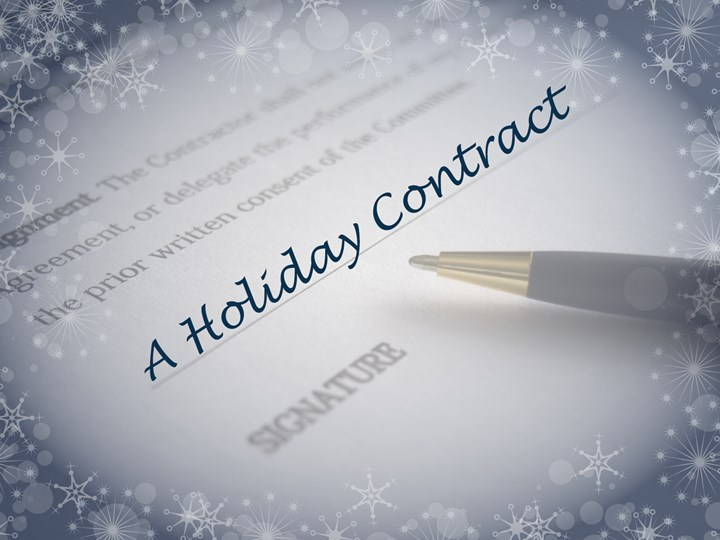 Happy Holidays from LawWorks: A Contract